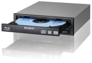 graveur bluray sony 500s